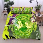 Rick And Morty Bedding Sets (Duvet Cover & Pillow Cases)