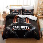 3d Call Of Duty Black Ops Iii Bedding Set (Duvet Cover & Pillow Cases)