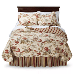 Waverly Charleston Chirp Bedding Sets (Duvet Cover & Pillow Cases)