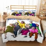 3d Big Bang Theory Duvet Cover Bedding Set