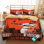 Mlb San Francisco Giants 1 Logo 3d Duvet Cover Bedding Sets