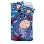 3d Eeyore Winnie The Pooh Disney Bedding Set (Duvet Cover & Pillow Cases)
