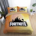 Game Fortniteet Bedroomet Bed 3d Bag Gamekin 3d Bedding Set (Duvet Cover & Pillow Cases)