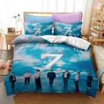 3d Bts Map Of The Soul 7 Bedding Set For Fans (Duvet Cover & Pillow Cases)