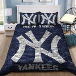 New York Yankees Duvet Cover Bedding Set Ver 2