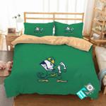 Ncaa Notre Dame Fighting Irish 1 Logo N 3d Duvet Cover Bedding Sets