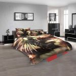 Anime Movies Claymore 3d Duvet Cover Bedding Set
