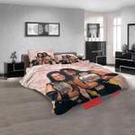 Wwe The Headshrinkers 3d Duvet Cover Bedding Set