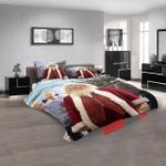 Movie Get Santa D 3d Duvet Cover Bedding Sets