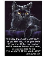 I Know I'm Just A Cat  Poster Home Wall Decor Gifts For Christmas, Birthday, Thanksgiving