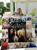 Little Big Town The Reason Why Quilt Blanket Great Customized Blanket Gifts For Birthday Christmas Thanksgiving