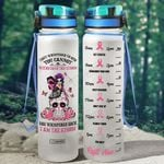 Breast Cancer HAD1505001 Water Tracker Bottle
