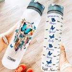 Butterfly Dreamcatcher KD2 MAL1208016 Water Tracker Bottle