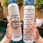 Book THK1605005 Water Tracker Bottle