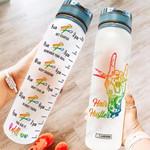 Hair HNP3006017 Water Tracker Bottle