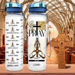 Pray NPW2304004 Water Tracker Bottle