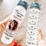Flower Girl HAL2906006 Water Tracker Bottle