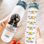 GOB Schnauzer KD2 HNH2708038 Water Tracker Bottle