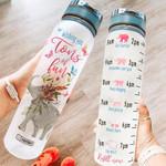 Elephant Wish DKD1106003 Water Tracker Bottle
