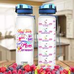 Nail Mom HHW0604006 Water Tracker Bottle