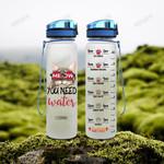 Cat HA1203005D Water Tracker Bottle