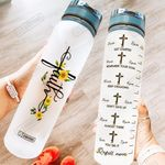 Faith HRA2705001 Water Tracker Bottle
