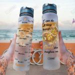 Multiple Sclerosis Christ DKK2706014 Water Tracker Bottle