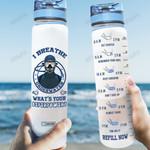 Scuba Diving HAH1605004 Water Tracker Bottle