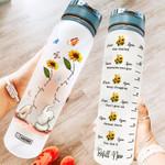 Elephant Rabbit HAH1106003 Water Tracker Bottle