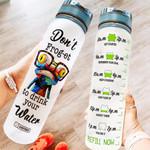 Frog HNP0402019 Water Tracker Bottle