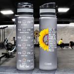 Hippie HNA2007032 Black Water Tracker Bottle