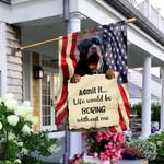Cool Rottweiler NTV2309008 Flag