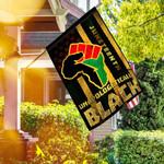 Black Pride HLV2309004 Flag