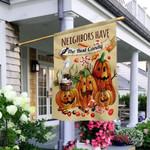 Halloween Neighbor NTZ2409015 Flag