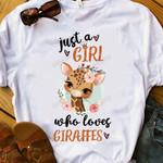 Giraffe PYR2509016 Classic T Shirt