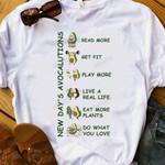 Avocado Resolution HLV2809007 Classic T Shirt
