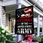 The US Veteran THV2809012 Flag