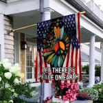 Hippie American THV2909001 Flag