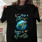 Save A Turtle HNR3009004 Classic T Shirt