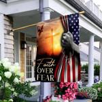 Faith Jesus THV3009004 Flag