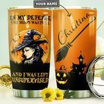 Witch Personalized MDR3009032 Stainless Steel Tumbler