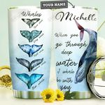 Whale Personalized HHE0110019 Stainless Steel Tumbler