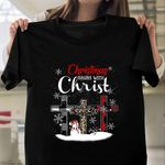 Christmas Faith DNR0110002 Classic T Shirt