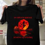 Fishing Halloween DNR0110004 Classic T Shirt