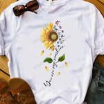 Sunflower Turtle HNR0110008 Classic T Shirt