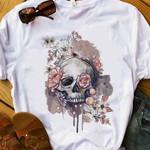 Skull Vintage KD2 DHL0210008 Classic T Shirt