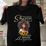 Black Women HHR0310002 Classic T Shirt