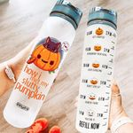 Pumkin Cat KD2 HNM0310029 Water Tracker Bottle