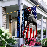 United States Navy Veteran THV0510015 Flag