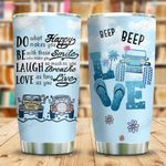 Happy Life Together KD2 KHL0610012 Stainless Steel Tumbler